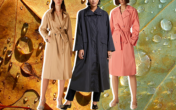 Модные женские плащи осень 2021: как правильно выбрать женский плащ